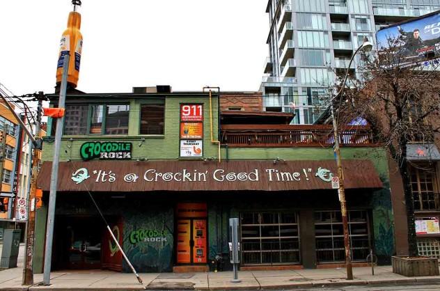 TERI: Crocodile Rocks Toronto